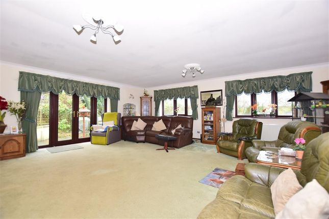 Thumbnail Bungalow for sale in Yelsted Road, Yelsted, Sittingbourne, Kent