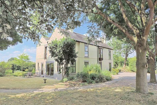 Thumbnail Detached house for sale in Grassy Lane, Burnaston, Derby