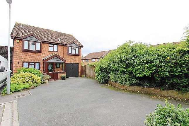 Thumbnail Detached house for sale in Chirk Close, Yeading