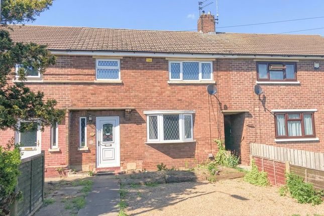Thumbnail Terraced house for sale in Bellingham Road, Scunthorpe