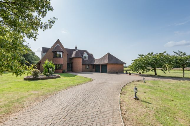 Thumbnail Detached house for sale in Shair Lane, Great Bentley, Colchester