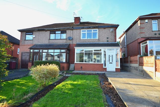 Thumbnail Semi-detached house to rent in Park Road, Westhoughton