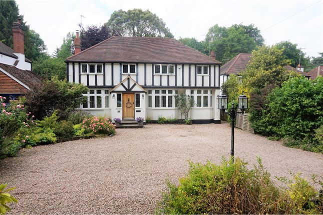 Thumbnail Detached house for sale in Watercroft Road, Sevenoaks
