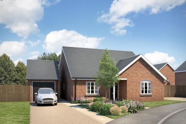 Thumbnail Bungalow for sale in Newlands, Stoke Lacy, Bromyard