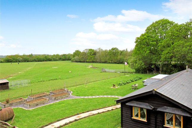 Thumbnail Land for sale in Browninghill Green, Baughurst, Tadley, Hampshire