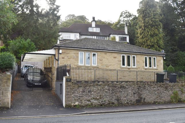 Thumbnail Detached bungalow for sale in Skipton Road, Keighley