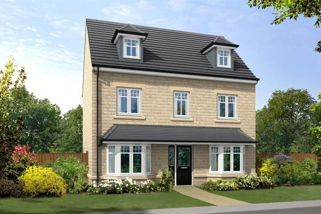 "Thumbnail Detached house for sale in ""The Kenilworth"" at Sykes Lane, Silsden, Keighley"