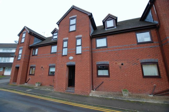 Thumbnail Flat for sale in Saul Court, Stone Road, Uttoxeter