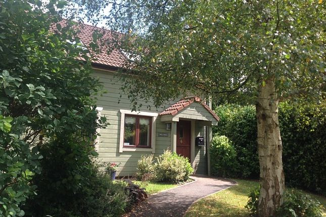 Thumbnail Lodge for sale in House Martins, Mill Meadow, Kingston St Mary, Taunton
