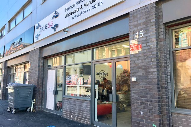 Thumbnail Retail premises to let in Derby Street, Manchester