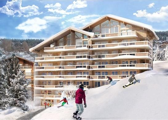 Studio for sale in Nendaz, Switzerland