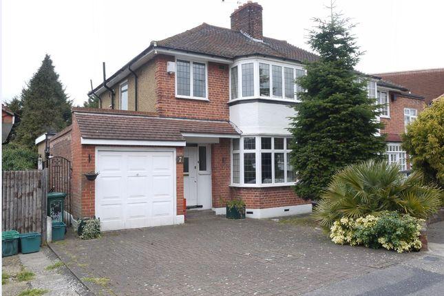 Thumbnail Semi-detached house to rent in Mottingham Gardens, Mottingham