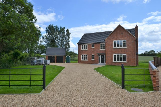 Thumbnail Detached house for sale in Dunham Road, Sporle, King's Lynn