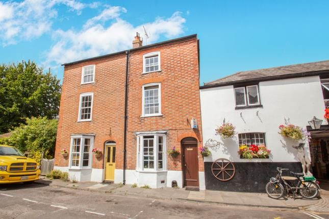 Thumbnail Terraced house for sale in Oaten Hill Place, Canterbury, Kent