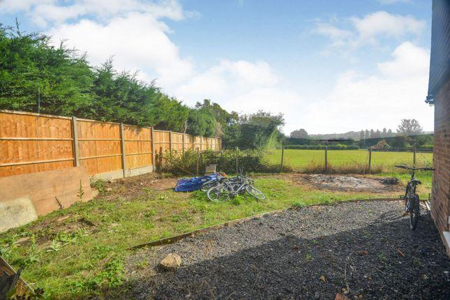 Rear Garden of Front Road, Woodchurch, Ashford TN26