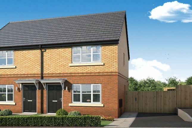 Thumbnail Semi-detached house for sale in The Linton, Newbury Road, Skelmersdale, Lancashire
