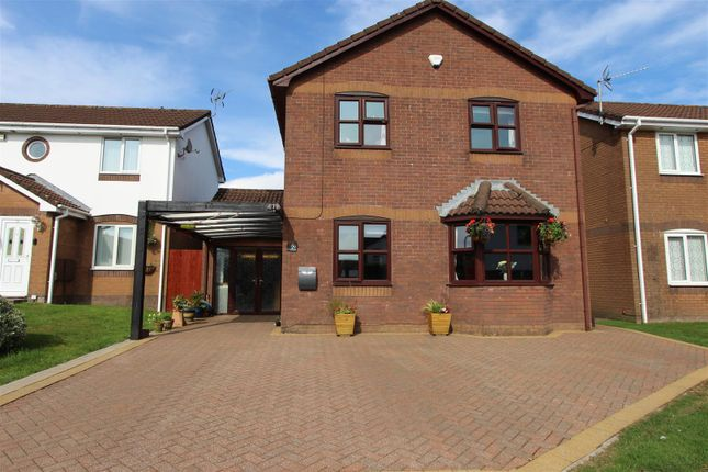 4 bed detached house for sale in Sunningdale, Caerphilly CF83