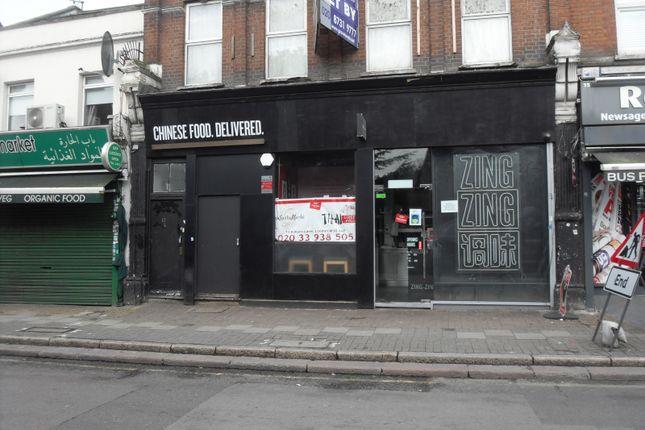Thumbnail Restaurant/cafe for sale in 13 Kilburn Lane, London