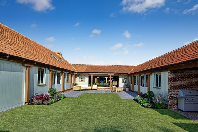 Thumbnail Barn conversion for sale in Wells Road, Warham, Wells-Next-The-Sea