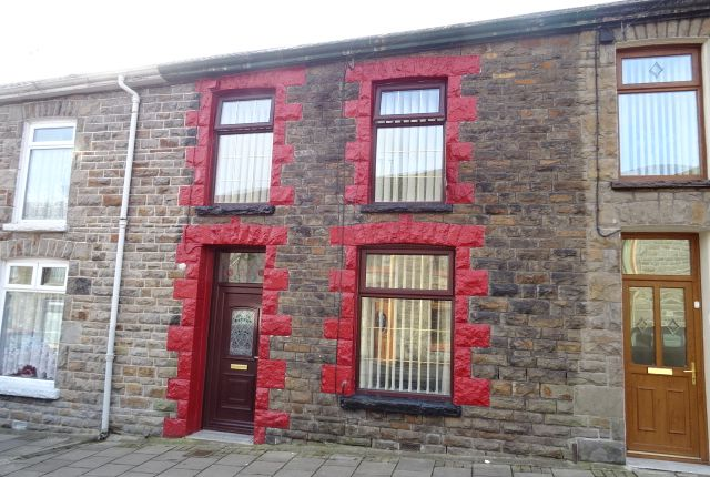 Thumbnail Terraced house to rent in Alexandra Road, Gelli, Pentre