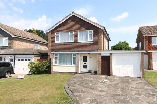 Thumbnail Detached house for sale in Fairbank Avenue, Orpington