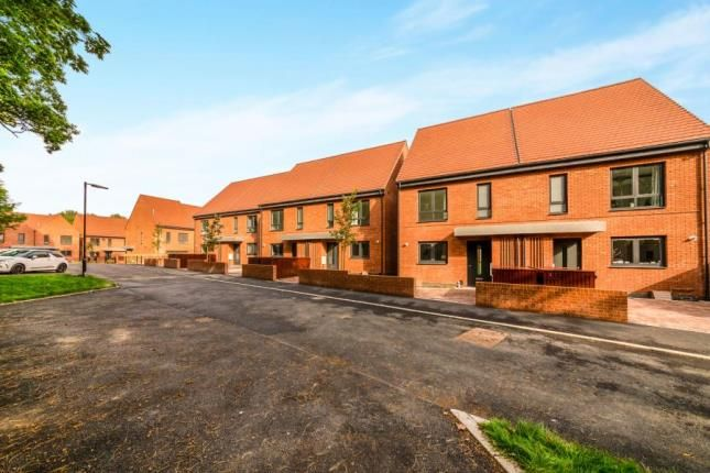 Thumbnail Terraced house for sale in The Charlotte At Barnes Village, Cheadle