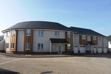 Thumbnail Terraced house to rent in Fairview Road, Denbury, Newton Abbot