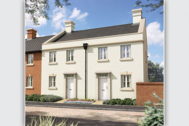 """Thumbnail Terraced house for sale in """"The Brandon"""" at Romsey Road, Winchester"""