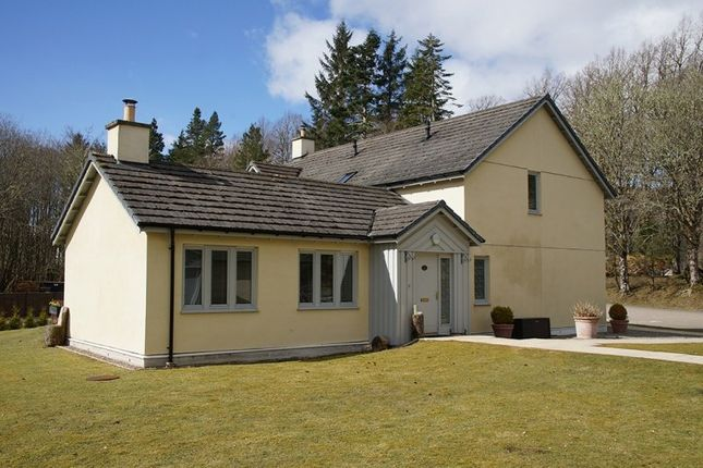 Thumbnail Semi-detached house for sale in The Highland Club, St. Benedicts Abbey, Fort Augustus