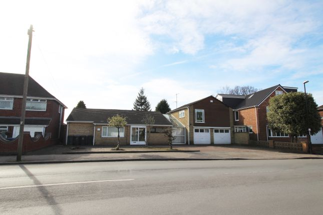 Thumbnail Detached bungalow for sale in Hollyfast Road, Coventry