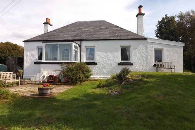 Thumbnail Detached bungalow for sale in Pladaig Road, Kyle Of Lochalsh