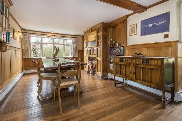 Dining Room of Hatham Green Lane, Stansted, Kent TN15