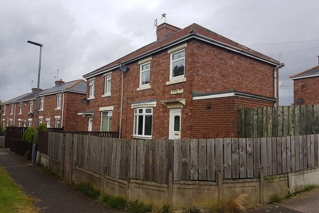 Thumbnail Semi-detached house to rent in Jacques Terrace, Chester Le Street, County Durham