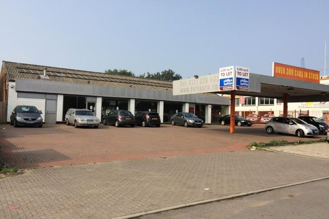Thumbnail Industrial to let in Showroom And Warehouse, 265, Bromford Lane, Birmingham