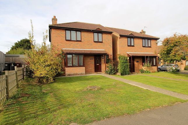 Thumbnail Detached house for sale in St Johns Drive, Westham