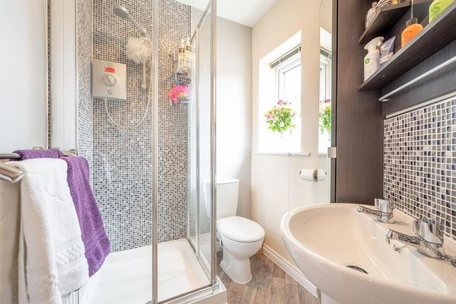 Ensuite of Whitworth Close, Brierley Hill DY5