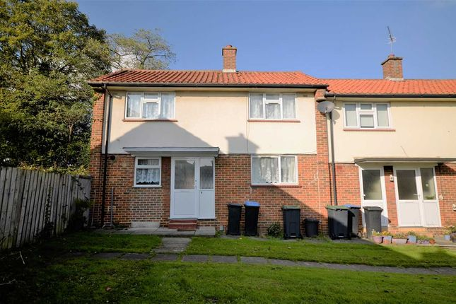 Thumbnail Semi-detached house to rent in Grant Close, Southgate