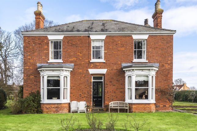 Thumbnail Detached house for sale in Ludborough Road, North Thoresby, Grimsby