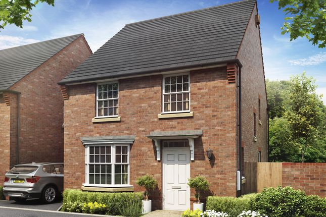 """Thumbnail Detached house for sale in """"Irving"""" at Southfleet Road, Swanscombe"""