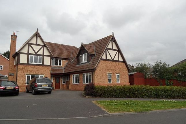 Thumbnail Detached house to rent in Tawny Way, Heatherton Village