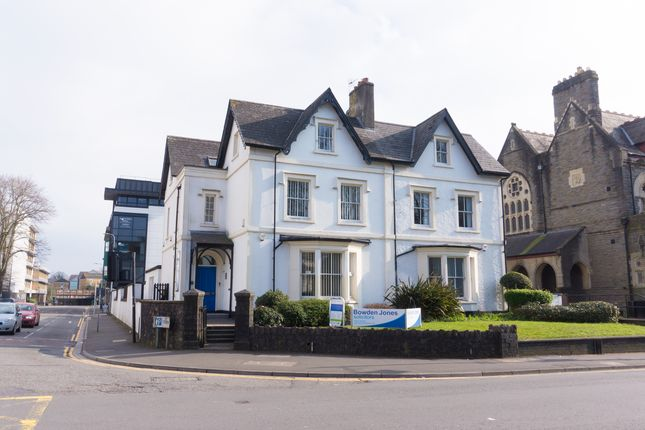 Thumbnail Office for sale in Park Place, Cardiff