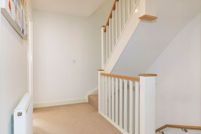 Staircase of Westmount Close, Worcester Park KT4