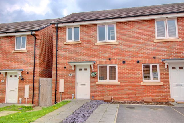 3 bed semi-detached house for sale in Border Court, Coventry