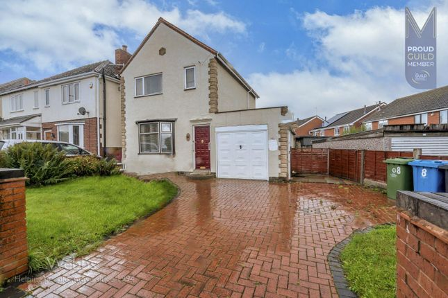 Thumbnail Detached house for sale in Gorsey Lane, Great Wyrley, Walsall