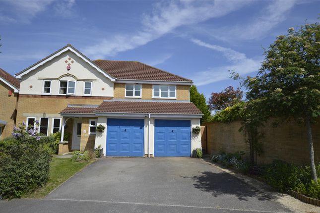 Thumbnail Detached house for sale in Kelbra Crescent, Frampton Cotterell, Bristol