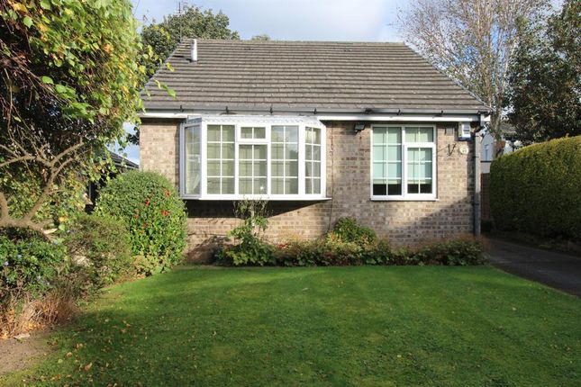 Thumbnail Detached bungalow for sale in Greenbanks Avenue, Horsforth