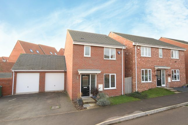 Thumbnail Detached house for sale in Bluebell Wood Lane, Clipstone, Nottinghamshire