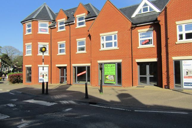 Thumbnail Retail premises for sale in High Street, Crowthorne