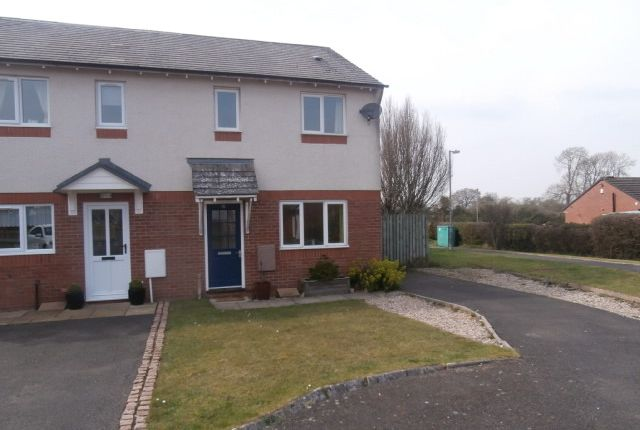 Thumbnail Semi-detached house to rent in Nooklane Close, Dalston, Carlisle