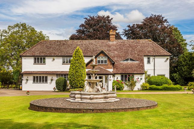 Thumbnail Detached house for sale in Rushmore Hill, Knockholt